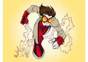 Impulse Superhero