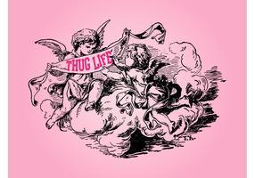 Thug Life Cupids