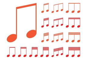 Musical Notes Graphics