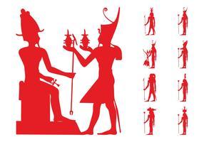 Egyptian Gods Graphics