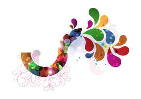 Colorful Decorative Design
