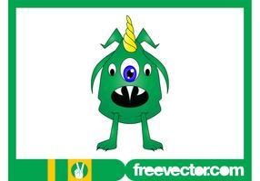 Cartoon Monster Image