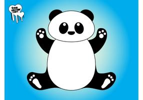 Cartoon Panda Graphics
