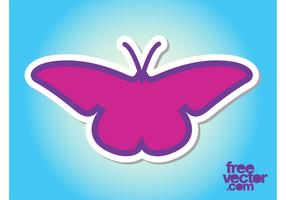 Butterfly Sticker Graphics