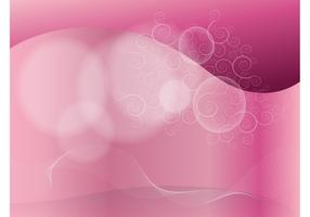 Pink Background Template