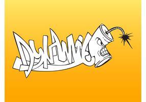 Dynamite Graffiti