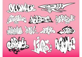 Graffiti Pieces Pack