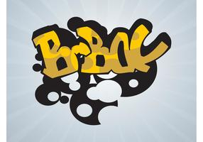 Breakdancing Graffiti