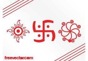 Indian Symbols Graphics