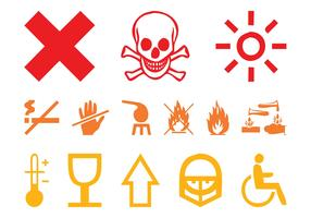 Signs And Symbols Set