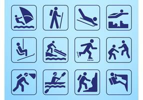 Person Symbols Graphics