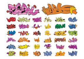 Graffiti Pieces Collection