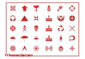 Hazard Symbols And Icons