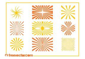 Starburst Patterns Graphics