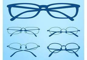 Glasses Frames Vectors Set