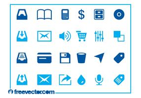 Web And Tech Icons