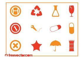 Icons Graphics Set