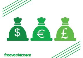 Currency Icons Graphics