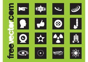 Science Icons Graphics