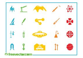 Icon Graphics Set