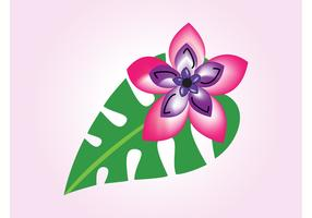 Exotic Flower Graphics