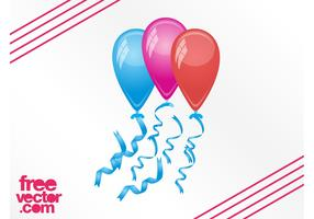Party Balloons Graphics