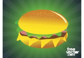 Tasty Burger Graphics