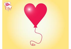 Heart Balloon Graphics