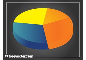 3D Pie Chart Graphics