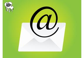Email Vector Design
