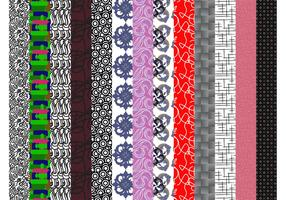 Seamless Patterns Graphics Set