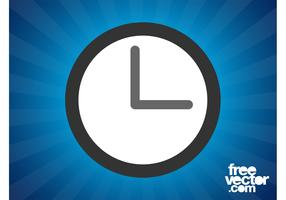 Clock Icon Graphics
