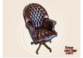 Chesterfield Office Chair