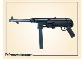 Submachine Gun Graphics