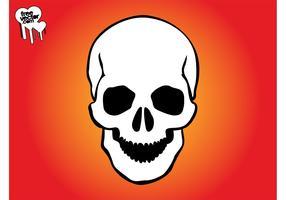 Smiling Skull Graphics