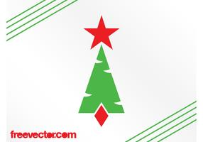 Christmas Tree Icon Graphics