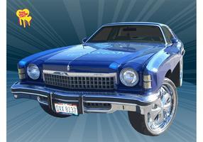 Free Classic Car Vector