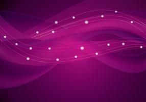 Pink Modern Abstract Background Vector