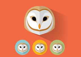 Owl Vector Portraits