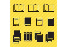 Icon Book Vectors