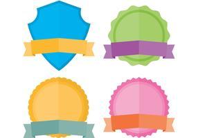 Badge Vectors