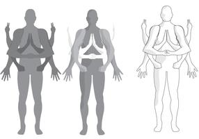 Human Vector Shape