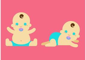 Babies Vector Pack