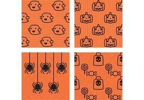 Halloween Cute Patterns