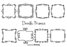 Vector Doodle Frames
