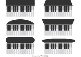 Piano Vectors