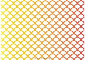 Abstract Snake Skin Vector Pattern