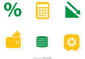 Finance Vector Ions Pack 2