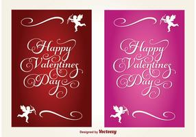 Valentines Vector Cards