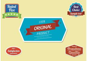 Free Label Vector Set